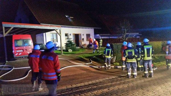 Feueralarm vom 27.11.2015     FF Coppenbrügge (2015)