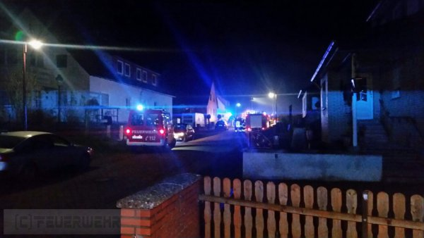 Feueralarm vom 27.11.2015  |  FF Coppenbrügge (2015)