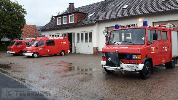 Hilfeleistung vom 24.07.2017  |  FF Coppenbrügge (2017)