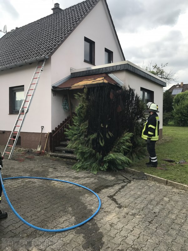 Feueralarm vom 21.08.2017     FF Coppenbrügge (2017)