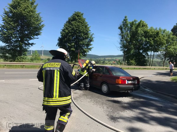 Feueralarm vom 01.06.2017  |  FF Coppenbrügge (2017)