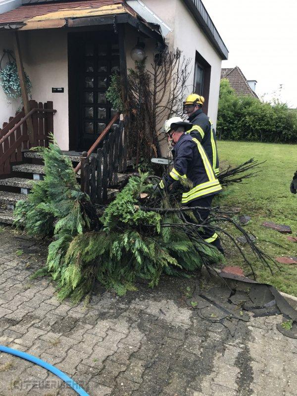 Feueralarm vom 21.08.2017  |  FF Coppenbrügge (2017)