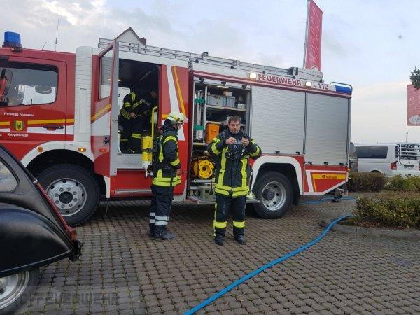 Feueralarm vom 25.09.2017     FF Coppenbrügge (2017)