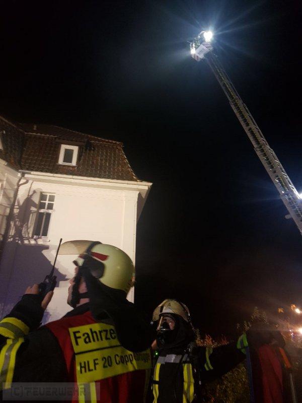 Alarmübung vom 27.11.2017  |  FF Coppenbrügge (2017)