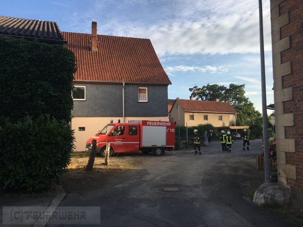 Alarmübung vom 05.07.2017  |  FF Coppenbrügge (2017)